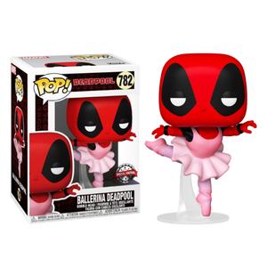 Фигурка Funko POP Дэдпул Балерина (Deadpool Ballerina 782) Original