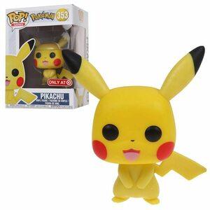 Фигурка Funko POP Пикачу (Pikachu 353)