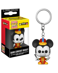 Брелок Funko POP Микки Маус Концерт (Mickey Mouse band concert) Original