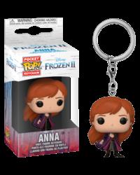 Брелок Funko POP Анна: Холодное Сердце 2 (Anna: Frozen 2) Original