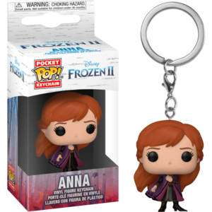 Брелок Funko POP Анна: Холодное Сердце 2 (Anna: Frozen 2)