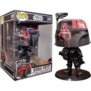 Фигурка Funko POP Боба Фетт: Звездные Войны (Boba Fett limited edition: Star Wars 297)