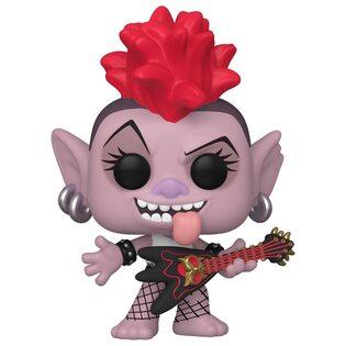 Фигурка Funko POP Королева Рокс: Тролли. Мировой тур (Queen Barb: TWT 879) Original