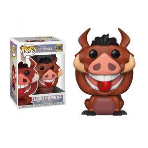 Фигурка Funko POP Пумба с яблоком: Король Лев (Pumbaa: The Lion King 498) Original