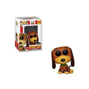 Фигурка Funko POP Той Терьер: История игрушек (Slinky Dog: Toy Story 516) Original