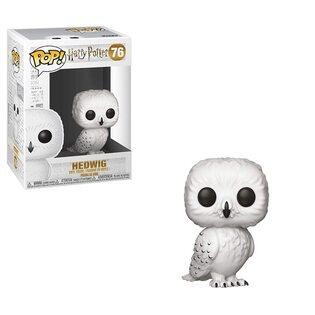 Фигурка Funko POP Букля: Гарри Поттер (Hedwig: Harry Potter 76)