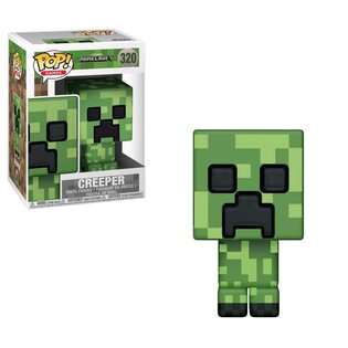 Фигурка Funko Pop Майнкрафт Крипер (Minecraft Creeper 320)