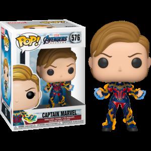 Фигурка Funko POP Капитан Марвел: Мстители (Captain Marvel: Avengers 576) Original