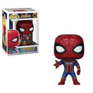 Фигурка Funko Pop Человек Паук: Марвел (Iron spider: Spider Man 287)