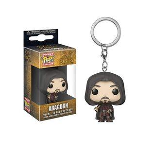 Брелок Funko POP Арагорн: Властелин Колец (Aragorn: The Lord of the Rings)
