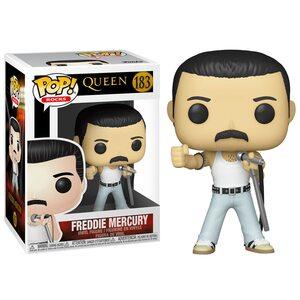 Фигурка Funko POP Фредди Меркьюри (Freddie Mercury: Queen 183) Original