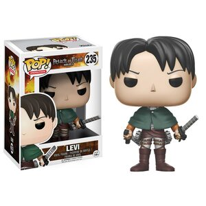 Фигурка Funko POP Леви Аккерман: Атака Титанов (Levi Ackerman: Attak on Titan 235)