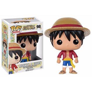 Фигурка Funko POP Монки Д. Луффи: Ван Пис (Monkey D.Luffy: One Piece 98)