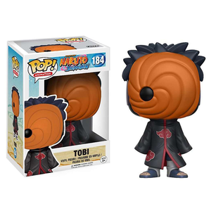 Фигурка Funko POP Тоби: Наруто (Tobi: Naruto 184)