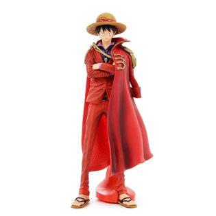 Фигурка Монки Д. Луффи в плаще: Ван Пис (King of artist the Monkey D. Luffy: One Piece) 25 см.
