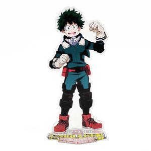Акриловая фигурка Изуку Мидория 17 см.: Моя геройская академия (My Hero Academia)