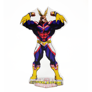 Акриловая фигурка Всемогущий 17 см.: Моя геройская академия (My Hero Academia)