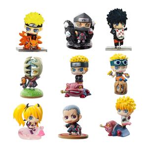 Фигурка из набора Наруто с животными (Naruto 5 см.) Набор 18 шт.