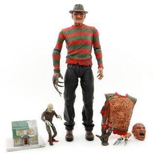Фигурка Фредди Крюгер: Кошмар на улице Вязов 3 (Freddy Krueger: A Nightmare on Elm Street) Neca 18 см.