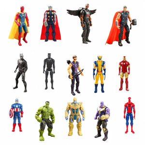 Фигурка из набора Супергерои (набор 24 шт.) 18 см.