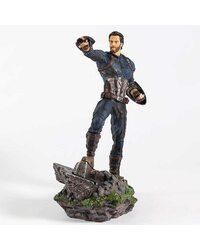Фигурка Капитан Америка: Война бесконечности (Captain America: Infinity War) 23 см.