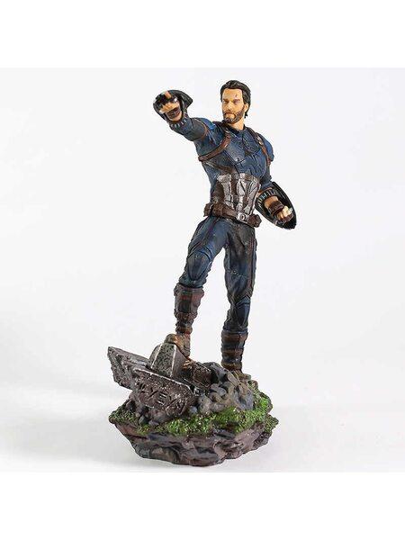 купить Фигурка Капитан Америка: Война бесконечности (Captain America: Infinity War) 23 см., в Ростове с доставкой