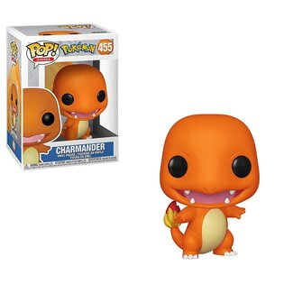 Фигурка Funko POP Чармандер: Покемоны (Charmander: Pokemon 455)