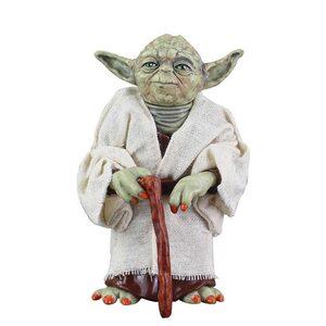 Фигурка Йода с тростью (Yoda) 12 см.