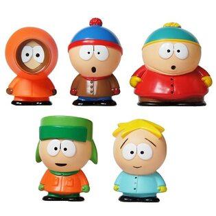 Фигурка из набора Южный парк (South Park 6 см.) Набор 5 шт.
