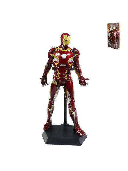 купить Фигурка Железный Человек (Iron Man: Mark 45) 30 см. Crazy Toys, в Ростове с доставкой