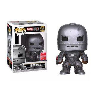 Фигурка Funko POP Железный Человек (Iron Man 338)