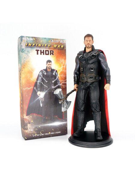 купить Фигурка Тор: Война Бесконечности (Thor: Infinity War) Empire Toys 30 см., в Ростове с доставкой