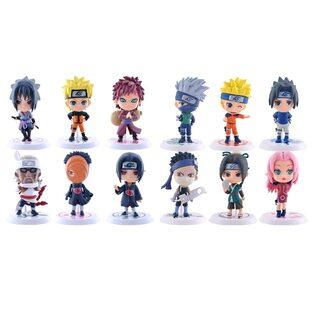 Фигурка из набора Наруто (Naruto 7 см.) Набор 12 шт.