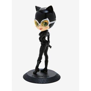 Фигурка Женщина-Кошка (Catwoman: DC) Qposket 17 см.