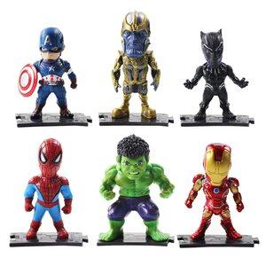 Фигурка из набора Супергерои  (набор 12 шт.)  10 см.