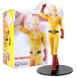 Фигурка Сайтама: Ванпанчмен (Saitama: One-Punch Man) 20 см.