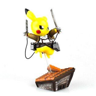 Фигурка Пикачу Атака Титанов (Pikachu Attack on Titan) 17 см.