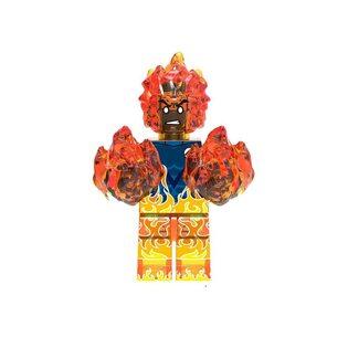Фигурка Lepin Человек-Факел: Фантастическая четверка (Human Torch: Fantastic Four)