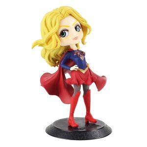 Фигурка Супергерл (Supergirl: DC) Qposket 17 см.