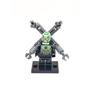 Фигурка Lepin Человек Паук Гидра (Spider-Man Hydra)