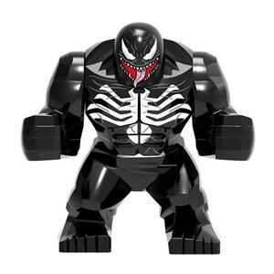 Фигурка Lepin Веном: Человек Паук Классический (Venom: Spider Man) 10 см.