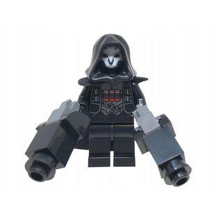 Фигурка Lepin Жнец: Овервотч (Reaper: Overwatch)