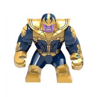 Фигурка Lepin Танос в броне (Thanos) 10 см.