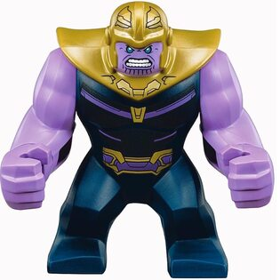 Фигурка Lepin Танос (Thanos) 10 см (2)