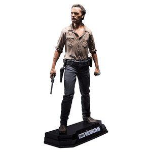 Фигурка Рик Греймс: Ходячие Мертвецы (Rick Grimes: The Walking Dead) 20 см.
