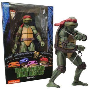 Фигурка Рафаэль: Черепашки Ниндзя (Raphael: TMNT) Only GameStop18 см.