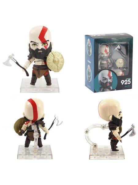 купить Фигурка Кратос: Бог войны (Kratos: God of War 925) Nendoroid series 10 см., в Ростове с доставкой