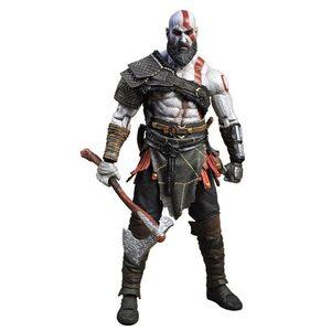Фигурка Кратос: Бог Войны 4 (Kratos: God of War 4) Neca 20 см.
