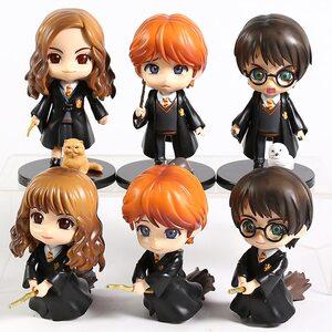 Фигурка из набора Гарри Поттер (Harry Potter 10 см.) набор 6 шт.