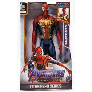 Фигурка Человек Паук 30 см. (Titan hero series) (Spider-man)